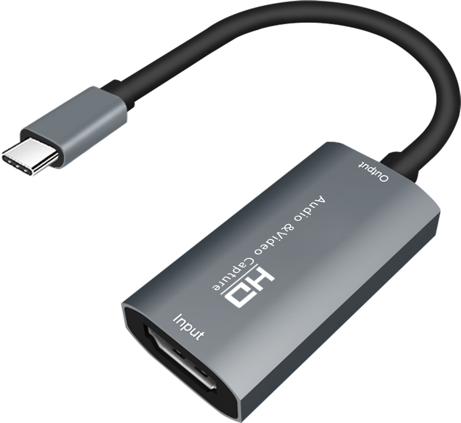 HDMI to USB C Video capture