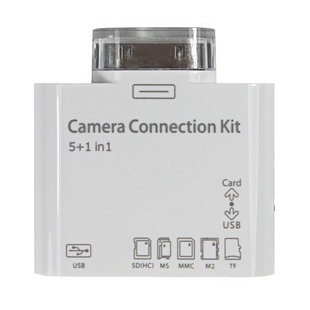 5 in 1 Camera Connection Kit for iPad